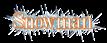Font DubielPlain Snowman Logo Preview