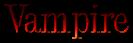 Font DubielPlain Vampire Logo Preview