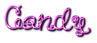 Font DuckyCowgrrrl Candy Logo Preview