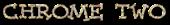 Font Dummies Chrome Two Logo Preview