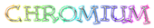 Font Dummies Chromium Logo Preview
