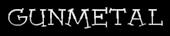 Font Dummies Gunmetal Logo Preview