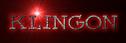Font Dummies Klingon Logo Preview