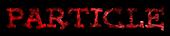 Font Dummies Particle Logo Preview