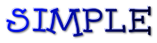 Font Dummies Simple Logo Preview