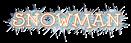 Font Dummies Snowman Logo Preview
