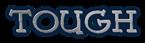 Font Dummies Tough Logo Preview