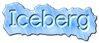 Font Dustismo Roman Iceberg Logo Preview
