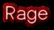 Font Dustismo Roman Rage Logo Preview