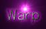 Font Dustismo Roman Warp Logo Preview