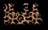Font Dyspepsia Cheetah Logo Preview
