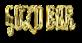 Font Dyspepsia Gold Bar Logo Preview