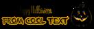 Font Dyspepsia Halloween Symbol Logo Preview