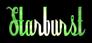 Font Dyspepsia Starburst Logo Preview