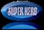 Font Dyspepsia Super Hero Button Logo Preview