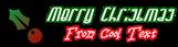 Font Dystorque Christmas Symbol Logo Preview