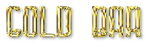 Font Dystorque Gold Bar Logo Preview