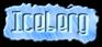Font Dystorque Iceberg Logo Preview