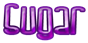 Font Dystorque Sugar Logo Preview