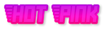 Hot Pink Logo Style