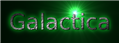 Font Elham Galactica Logo Preview
