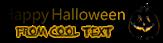 Font Elham Halloween Symbol Logo Preview