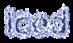 Font Elham Iced Logo Preview