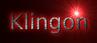 Font Elham Klingon Logo Preview
