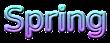 Font Elham Spring Logo Preview