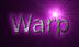 Font Elham Warp Logo Preview