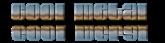 Font Elvis Cool Metal Logo Preview
