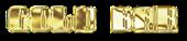 Font Elvis Gold Bar Logo Preview