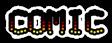 Font Exit font Comic Logo Preview