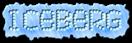 Font Exit font Iceberg Logo Preview