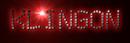 Font Exit font Klingon Logo Preview