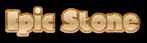 Font Eygptian Epic Stone Logo Preview