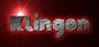 Font Eygptian Klingon Logo Preview