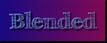 Font FFF Tusj Blended Logo Preview