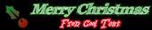 Font FFF Tusj Christmas Symbol Logo Preview
