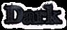 Font FFF Tusj Dark Logo Preview
