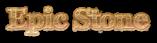 Font FFF Tusj Epic Stone Logo Preview