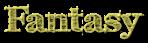 Font FFF Tusj Fantasy Logo Preview