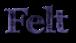 Font FFF Tusj Felt Logo Preview