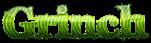 Font FFF Tusj Grinch Logo Preview