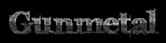 Font FFF Tusj Gunmetal Logo Preview