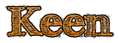 Font FFF Tusj Keen Logo Preview