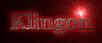 Font FFF Tusj Klingon Logo Preview