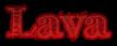 Font FFF Tusj Lava Logo Preview