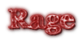 Font FFF Tusj Rage Logo Preview