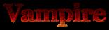 Font FFF Tusj Vampire Logo Preview